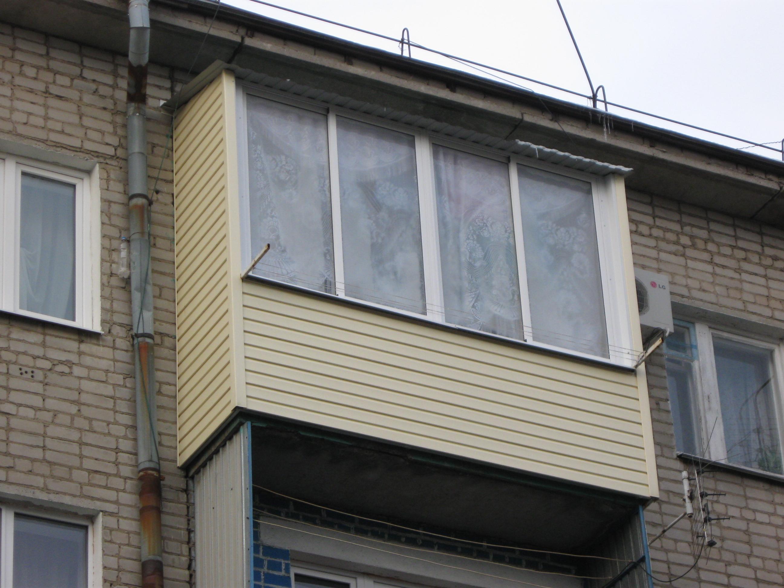 """Остекление балконов, лоджий от """"фабрики окон"""" в воронеже."""